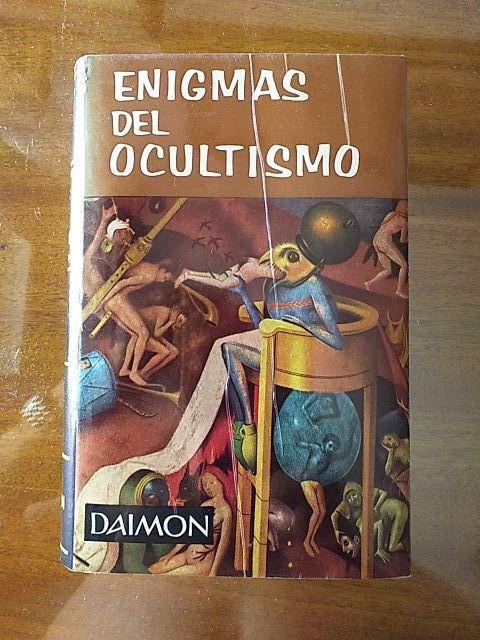 """ENIGMAS DEL OCULTISMO""de JULIEN TONDRIAU"