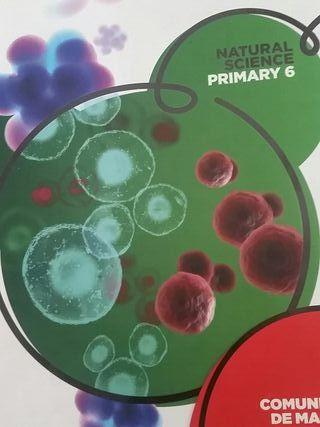 natural sciencie 6 primaria