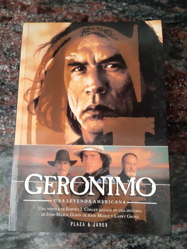 Libro Gerónimo, Una Leyenda Americana