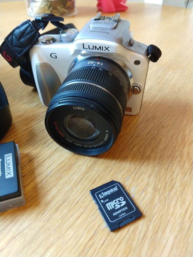 Camera Lumix G3