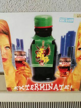 SNAP! Feat. Nikki Haris '' Exterminate ''
