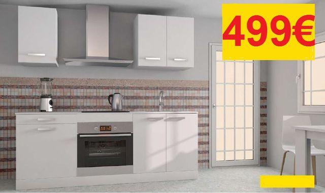 Muebles de cocina colores a escoger de segunda mano por 499 € en ...