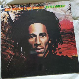 "Bob Marley & The Wailers ""Natty Dread"""