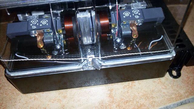 Contador Electrico TRIFASICO