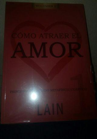 libro como atraer el amor.