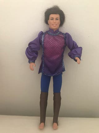 Ken Barbie no nancy