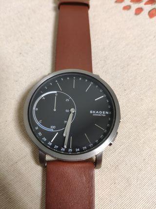 reloj smartwatch híbrido Skagen