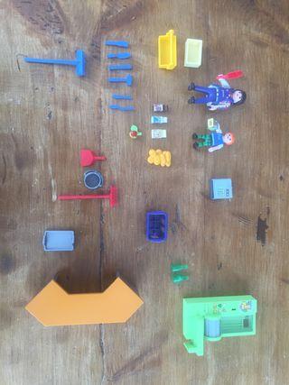 Playmobil 7931 máquina expendedora