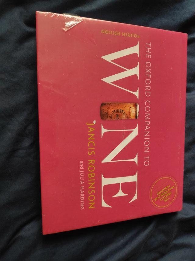 Wine Oxford Companion Brand New