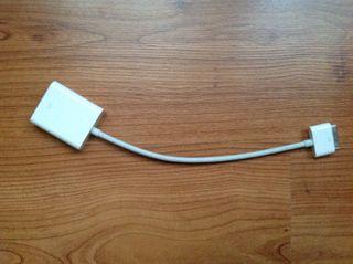 Adaptador iPad vga
