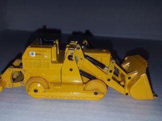 Pala Cargadora Traxcavator Caterpillar 955L de segunda mano
