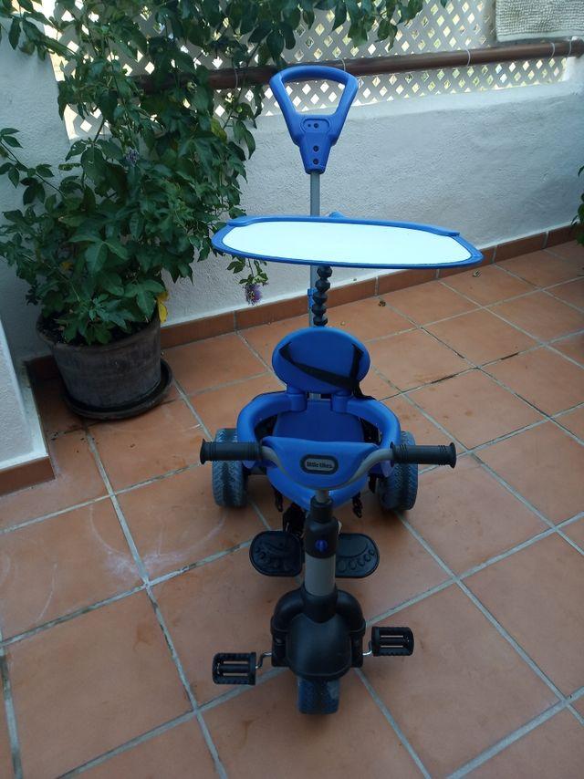 triciclo de bebe