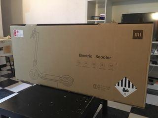 Electric scooter XIAOMI M365 Nuevo!