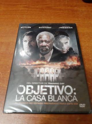 DVD Objetivo: La Casa Blanca (Art. Nuevo)