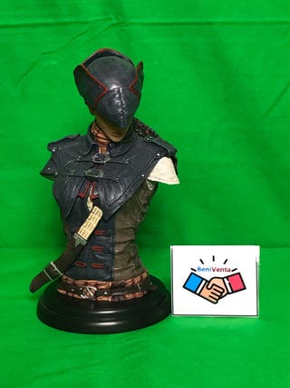 Aveline Assassins Creed IV Black Flag BUSTO