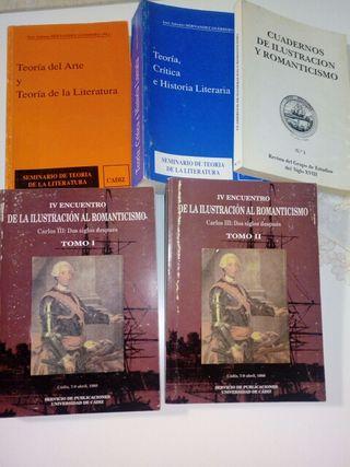 libros de seminarios y conferencias (solo el blanc