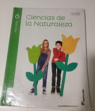 libro 6 primaria ciencias naturales