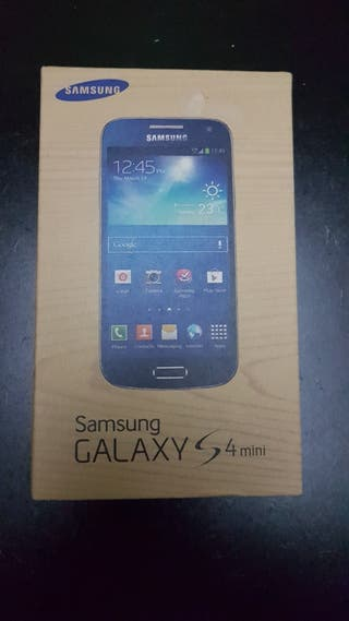 0c0c7bb02fa Galaxy S4 mini de segunda mano en la provincia de Sevilla en WALLAPOP