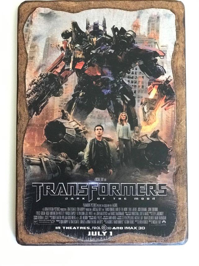 Transformers MADERA