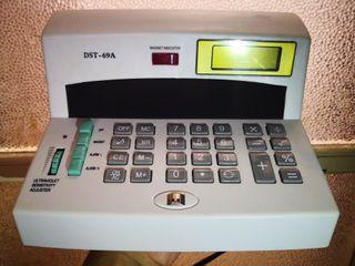detector de billete falso