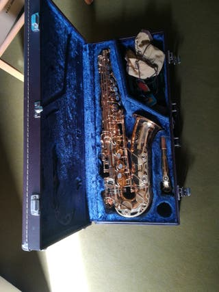 Saxofón alto Yamaha YAS 62 saxo