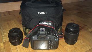 Cámara canon EOS1200D