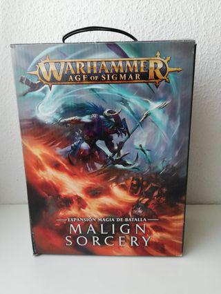 Maling Sorcery Warhammer Age of Sigmar