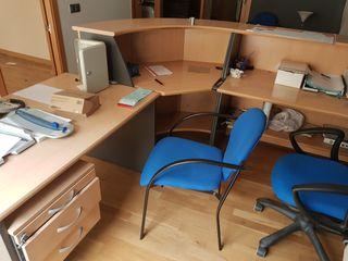Mobiliario oficina.