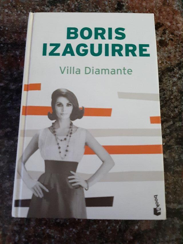 Libro Villa Diamante