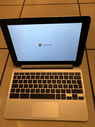 Asus 2 in 1 Chromebook
