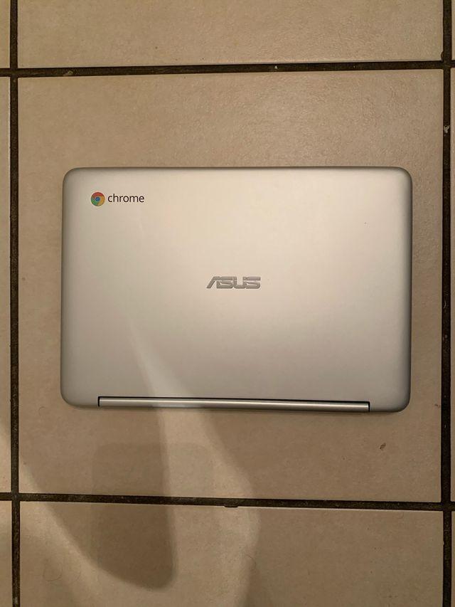 Asus 2 in 1 Chromebook