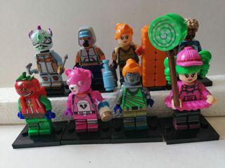 8 figuras Fornite. Nuevas