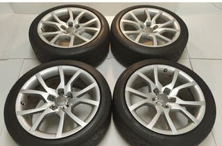 Llantas Audi A5 18 pulgadas+neumáticos