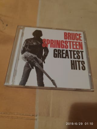 Bruce springsteen.Greatest hits