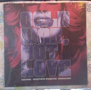 Control Pasquines KommandoCold War Hot Love lp