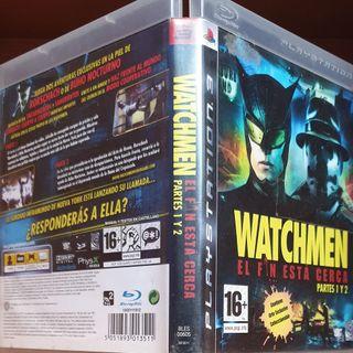 Watchmen: El fin esta cerca - Partes 1 y 2 (PS3)