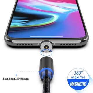 cable usb magnetico