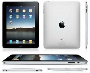 iPad 1 como nuevo funda regalo