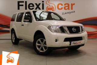 Nissan Pathfinder 2.5dCi (190 CV) SE 7 Plazas Pack Tecn