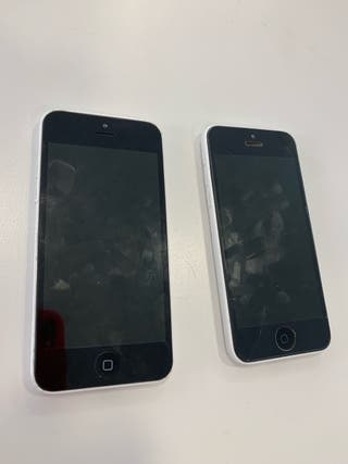 iPhone 5c son dos