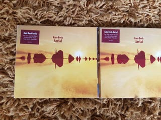 KATE BUSH DOUBLE CDS NEW 2 OF THEM
