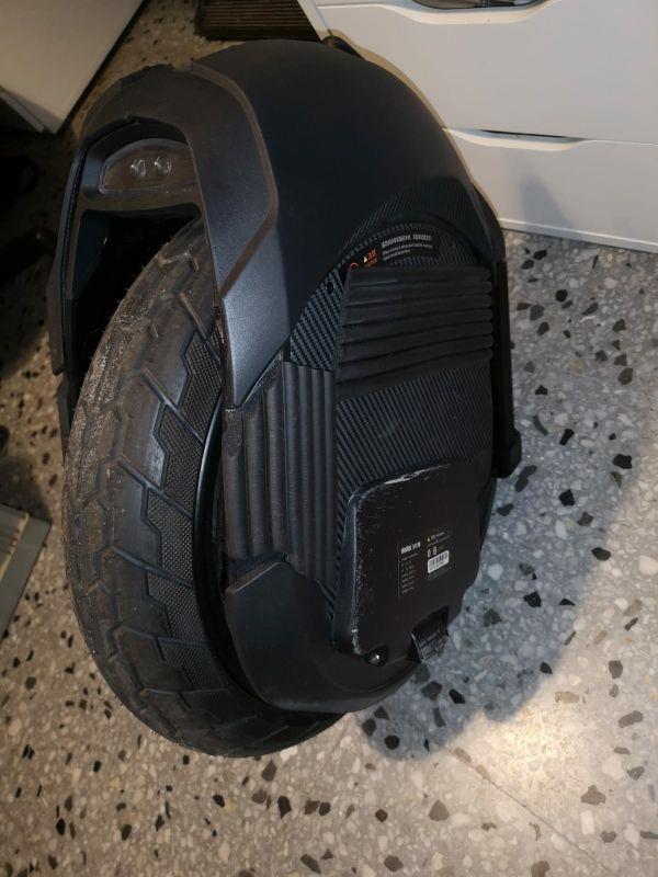 Monociclo Ninebot One Z10 prácticamente nuevo de segunda