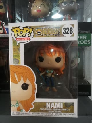 Funko Pop One Piece - Nami - Mal Estado -