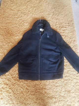 MEN'S BLACK XL JACKET FROM HM
