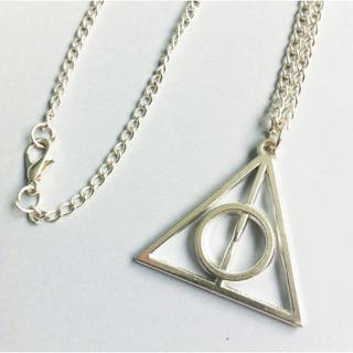 Collares de Harry Potter Plata/Bronce
