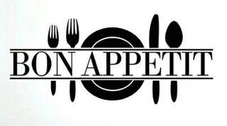 Vinilo Bon Appetit