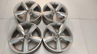 Llantas Audi S-line 17 pulgadas originales