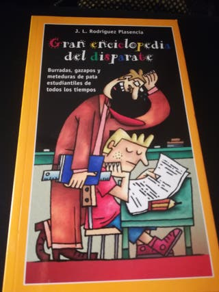 Gran Enciclopedia del disparate
