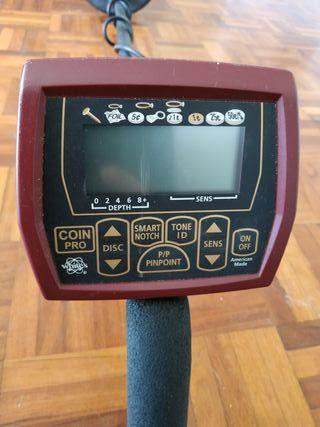 Detector de metales White's Coinmaster Pro