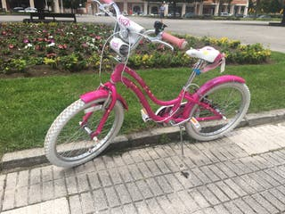 Bicicleta paseo niña TREK